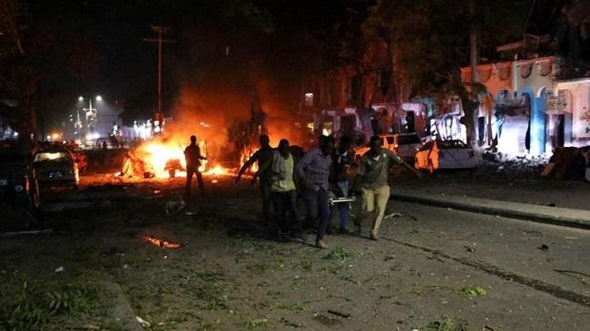 Dost ölkədə terror aktı: 4 ölü, 5 yaralı