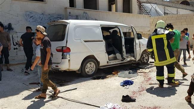 The Assad regime has killed 66 civilians