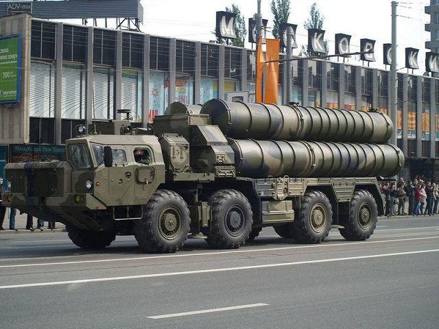 Иран представит собственный аналог С-300