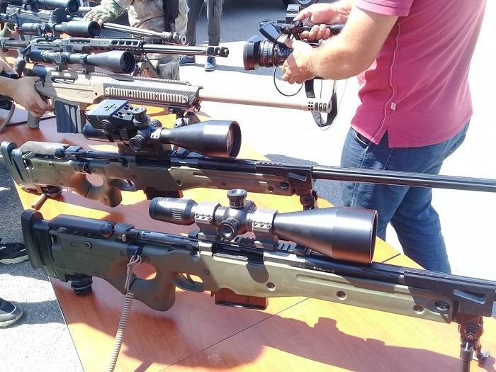 В России создадут дистанционную снайперскую винтовку
