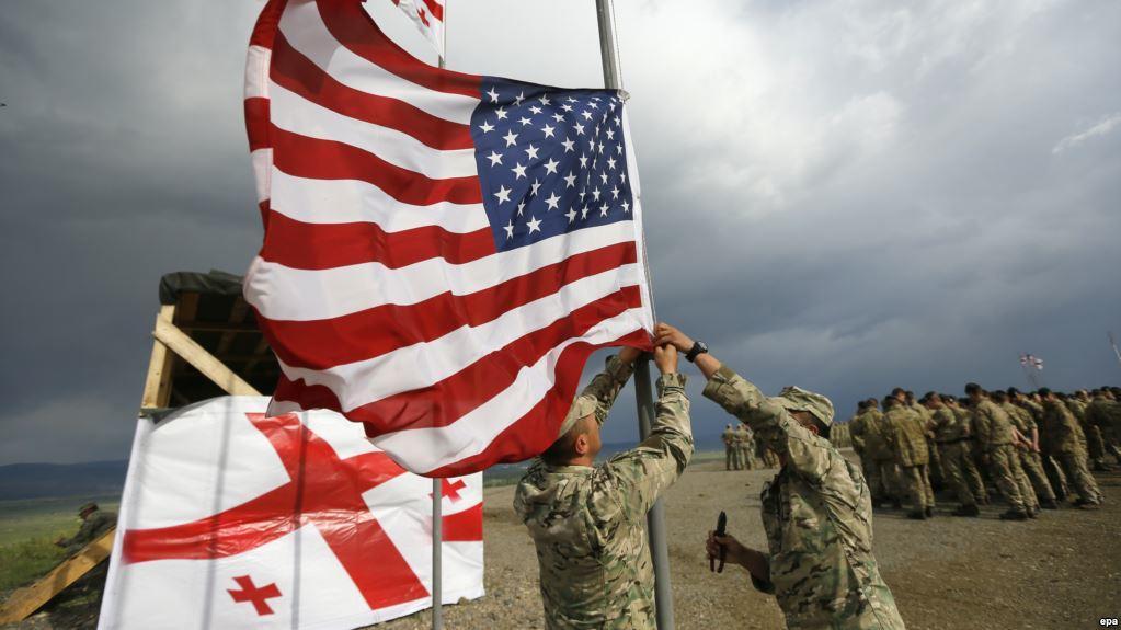 Грузия и США подпишут договор о военном сотрудничестве