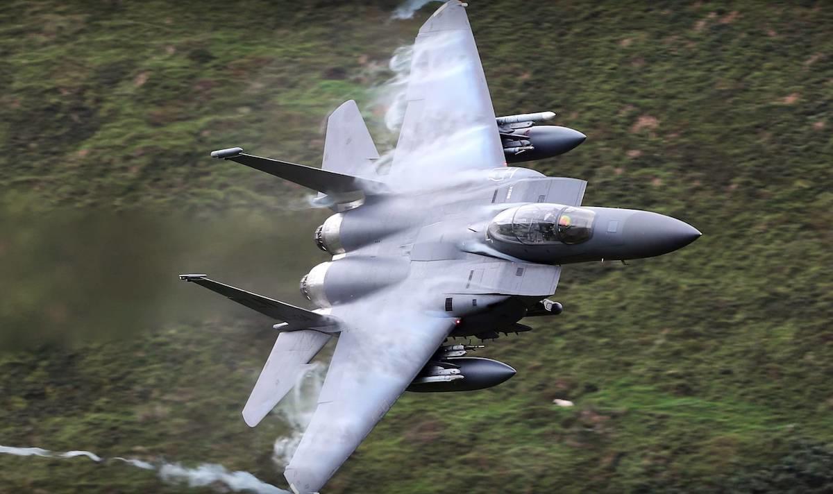 Хакеры взломали программный код F-15