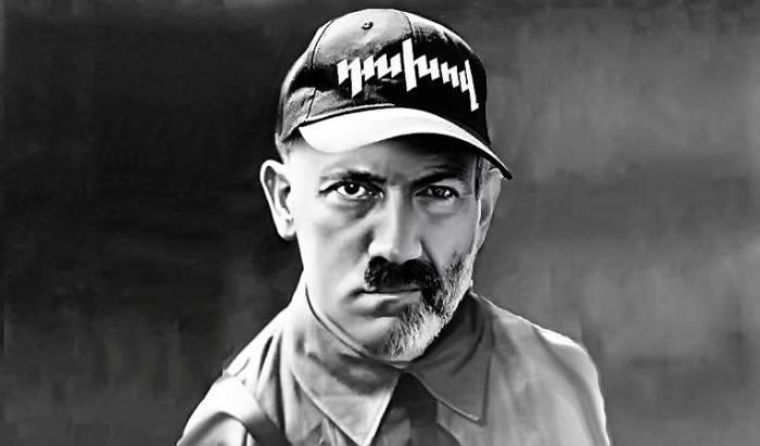 Paşinyan aciz Hitlerin bu hərəkətini təkrarladı - Ekspert