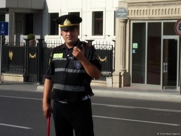 Bu yol polislərinin formaları dəyişdirildi - Foto