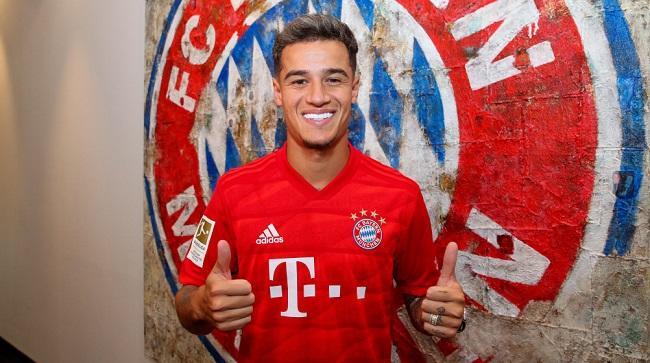 Bayern gets Coutinho