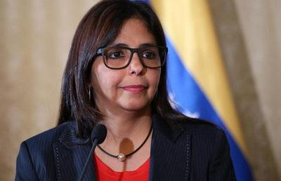 Venezuela's vice president paying working visit to Moscow