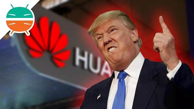 Trump does not want to do business with Huawei
