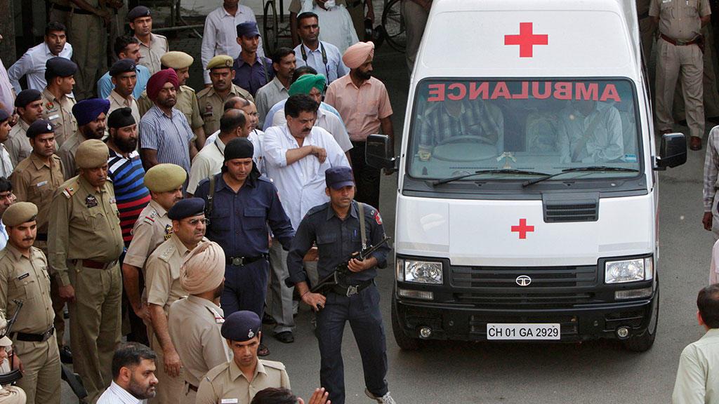 Hindistanda koronaya yoluxmada yeni rekord