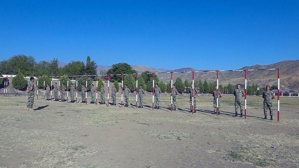 Завершились занятия по подготовке командиров взводов