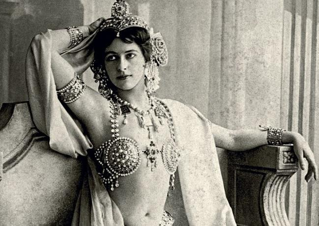 Dancer, spy, double agent: the mystery woman -