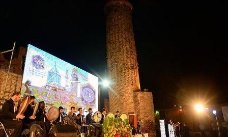 خوی شهرینده «شمس و مولانا» فستیوالی کئچیریلدی