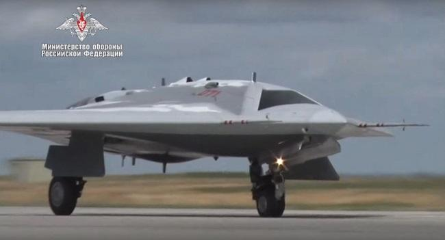 New Russian Stealth Assault Drone -