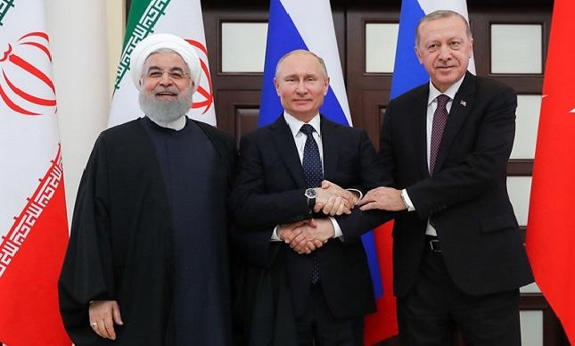 Iran-Russia-Turkey summit to be held on September 11