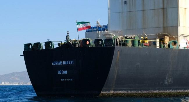 US`s  'aggressive' sanctions over İranian tanker