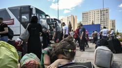 Returning refugees face 'grave abuses' in Syria: HRW