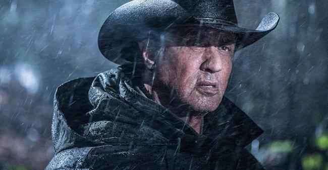 Stallone in a New Rambo: Last Blood Trailer! -