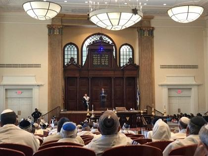 Azerbaijan's multifaith harmony highlighted at a Los Angeles synagogue -