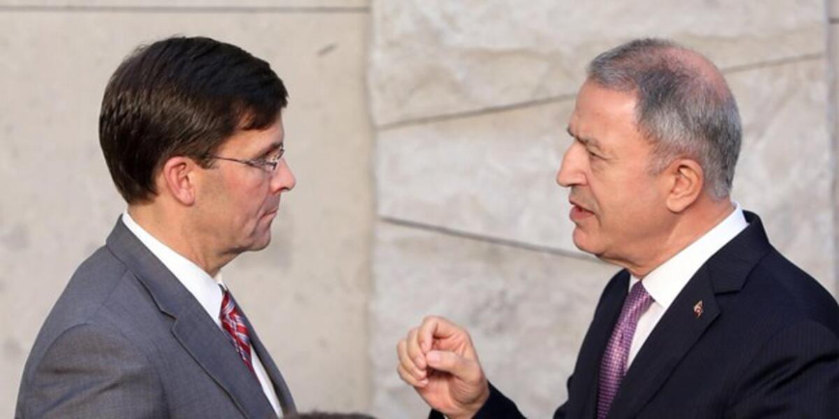 США и Турция начинают создание безопасной зоны