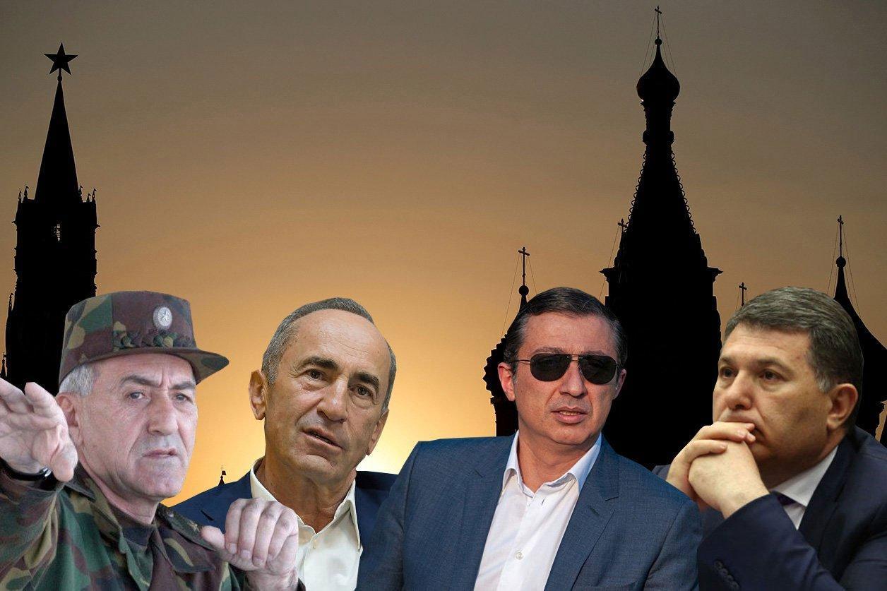 Желания Еревана не указ янычарам Кремля