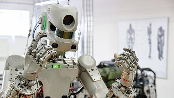 Rusiyada robotların fəaliyyəti qanuniləşdirildi