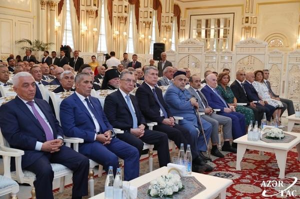 Bakıda Şeyximizə həsr olunmuş konfrans - Foto