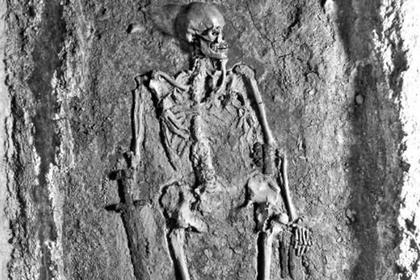 Объяснено происхождение таинственного древнего скелета