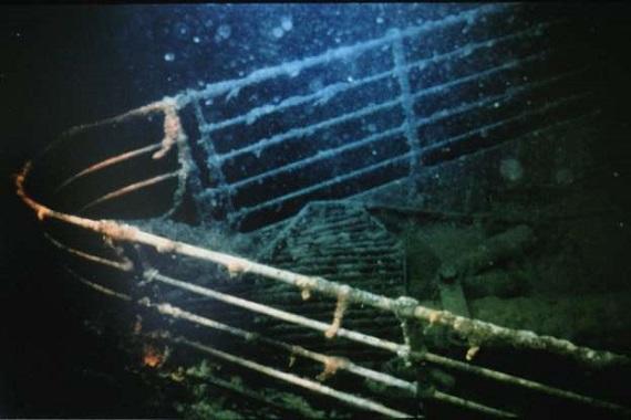 Titanic expedition reveals 'shocking' deterioration -