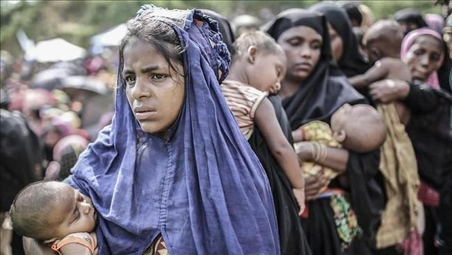 UN: Myanmar uses sexual violence as a weapon of war