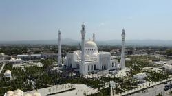 Chechnya inaugurates biggest mosque in Europe -