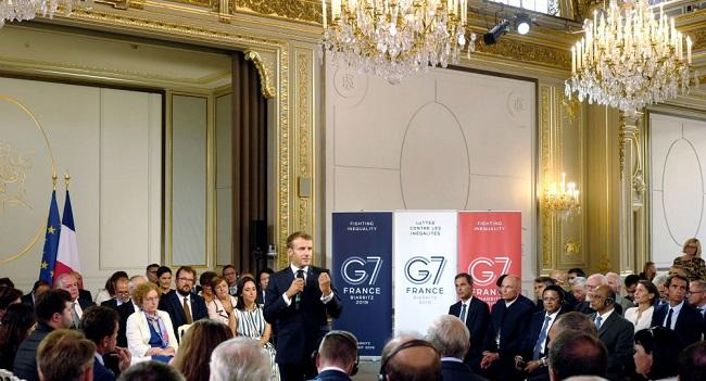G7 Summit Kicks Off in Biarritz, France