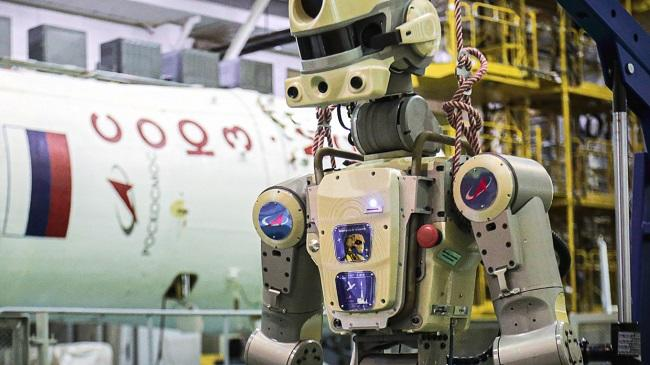 Docking fails for Russia's robot in space