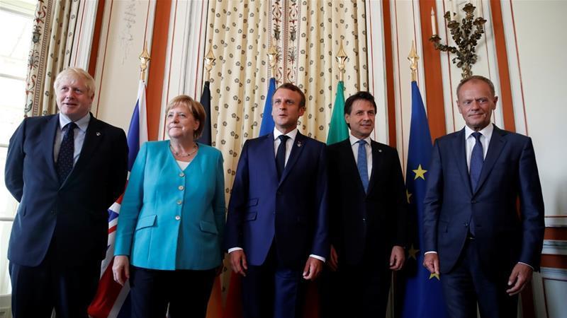G7 sammitinin rəsmi açılışı oldu
