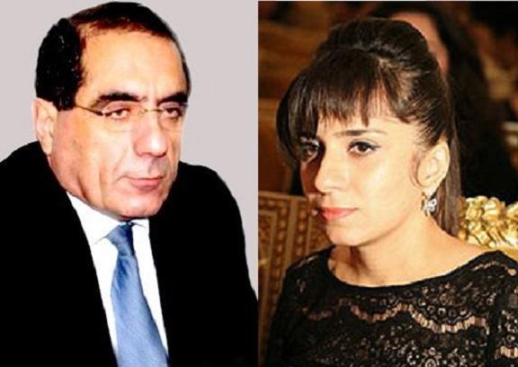 Qabil Hüseynlinin musiqiçi qızı - Mətin pilot xanımı