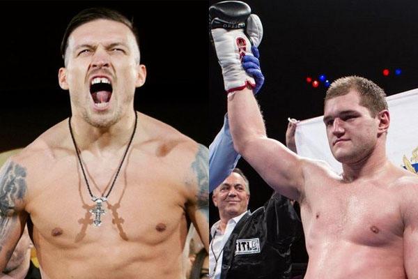 Ukrayna boksçusu rusla döyüşdən imtina etdi
