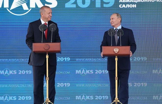 Putin Qurandan sitat gətirdi: Türkiyədə olub...