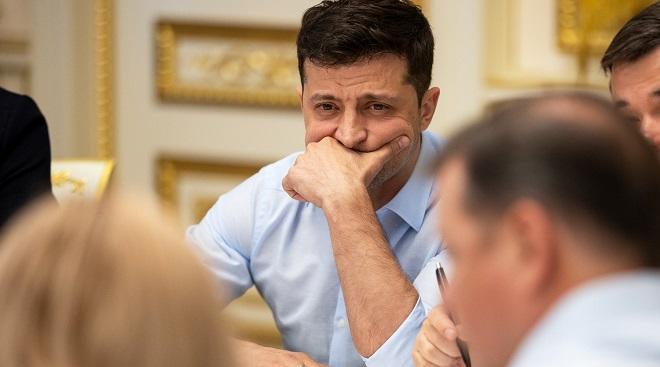Зеленский продал свой дом