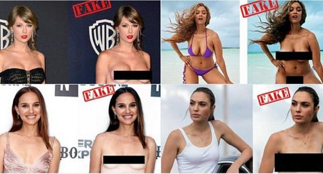 Apps 'Undressing' women launch following deep nude