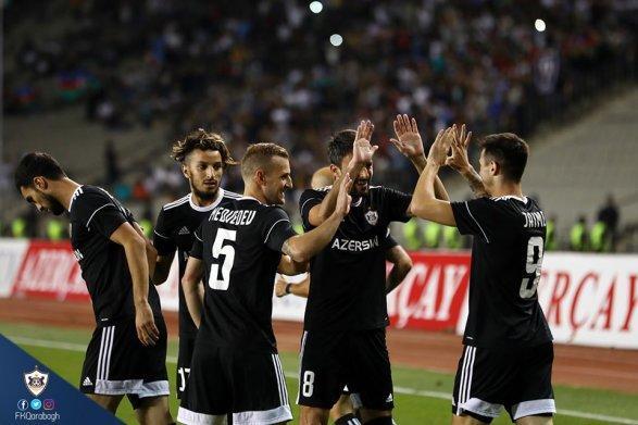 «Карабах» в списке 100 лучших клубов мира