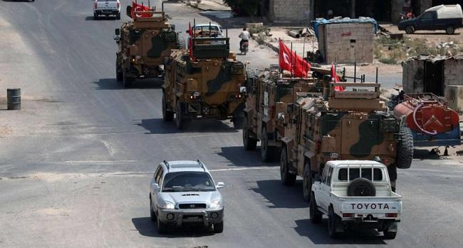 Turkish army captures key Kurdish city in Syria's Hasakah