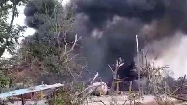 В Индии произошел мощный взрыв, есть погибшие