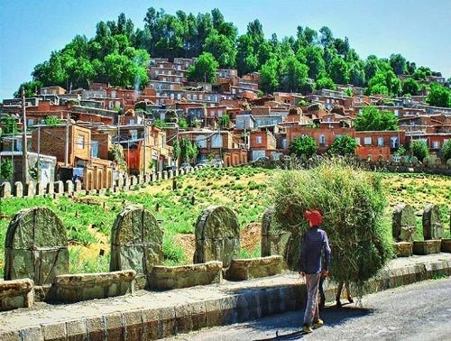 آذربایجان تاریخینی اؤزونده عکس ائتدیرهن دیار – زنوزاق کندی