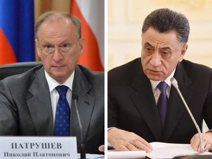 Usubov Moskvada həmkarı ilə müqavilə imzaladı