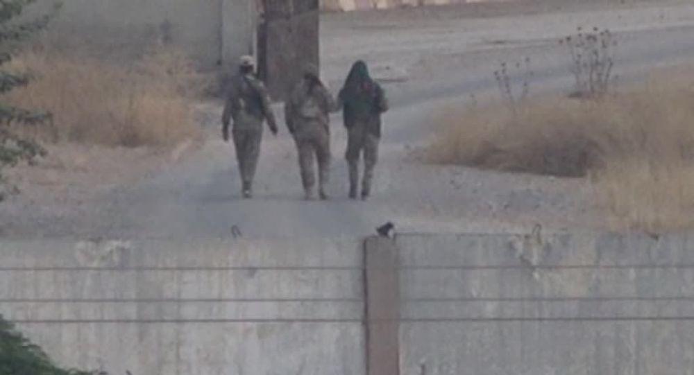 Türkiyə sərhədində PKK terrorçusu yaxalandı