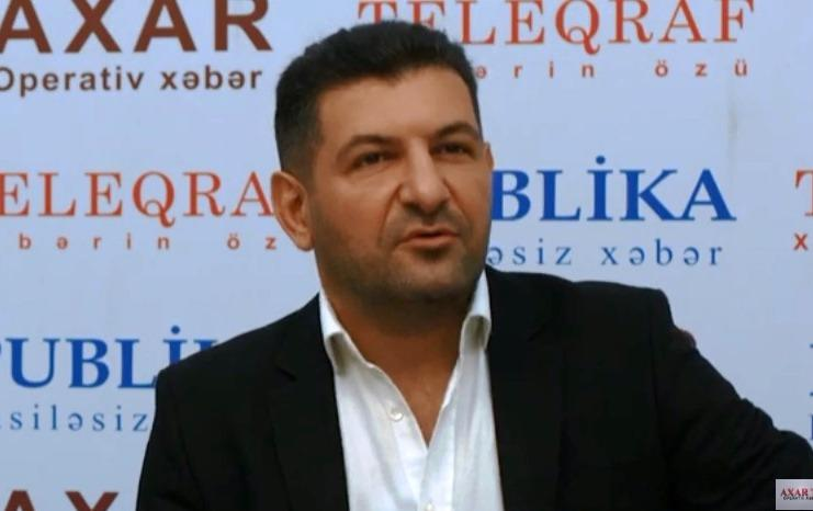 Fuad Abbasov namizəd oldu: Bu YAP-çı ilə rəqibdir