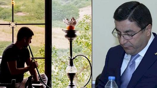 """Zeynalovun """"acından ölməmək üçün"""" işlətdiyi restoranı - Foto"""