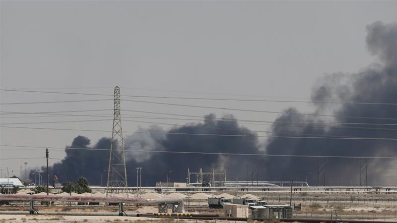 """ب ام ت: """"آرامکو""""یا هجومدا ایستیفاده ائدیلهن ایران سلاحلاری اولماییب"""""""