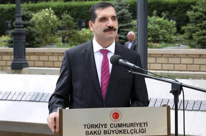 Qafqaz İslam Ordusu Bakıya bu hisslərlə gəlmişdi – Səfir