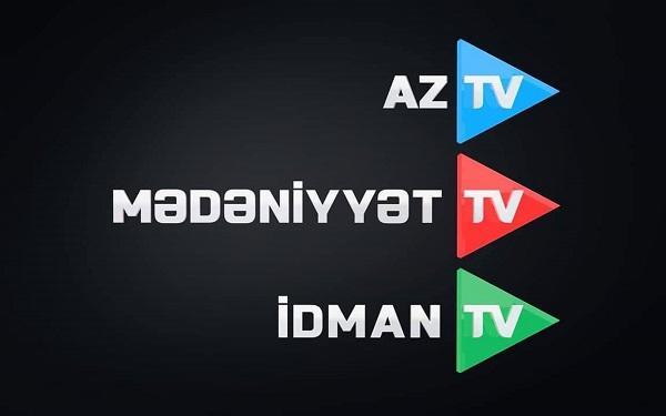 """AzTV-nin loqosu, """"İdman Azərbaycan""""ın adı dəyişdi"""