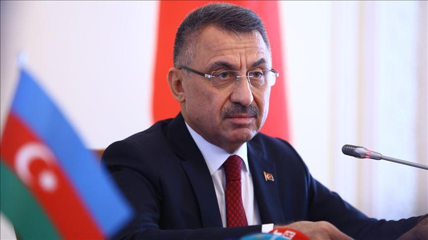 Фуат Октай: Анкара удивлена высказываниями Пашиняна