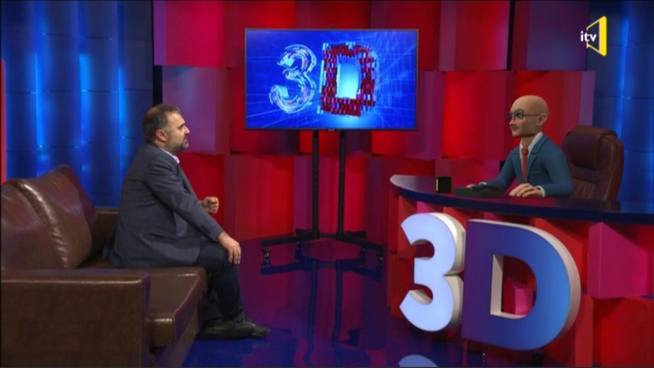 """Sədri divara dirədilər: """"Fateh niyə 4 veriliş aparır?"""" - Video"""
